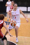 DESCRIZIONE : Roma Basket Campionato Italiano Femminile serie B 2012-2013<br />  College Italia  Gruppo L.P.A. Ariano Irpino<br /> GIOCATORE : Reggiani Erica<br /> CATEGORIA : palleggio<br /> SQUADRA : College Italia<br /> EVENTO : College Italia 2012-2013<br /> GARA : College Italia  Gruppo L.P.A. Ariano Irpino<br /> DATA : 03/11/2012<br /> CATEGORIA : palleggio<br /> SPORT : Pallacanestro <br /> AUTORE : Agenzia Ciamillo-Castoria/GiulioCiamillo<br /> Galleria : Fip Nazionali 2012<br /> Fotonotizia : Roma Basket Campionato Italiano Femminile serie B 2012-2013<br />  College Italia  Gruppo L.P.A. Ariano Irpino<br /> Predefinita :