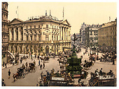Stunning Old photochrome prints turn back the clock in London