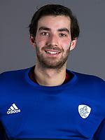 ALMERE - MATTHIJS ODEKERKEN. Nederlands Team Zaalhockey voor EK 2018. COPYRIGHT KOEN SUYK