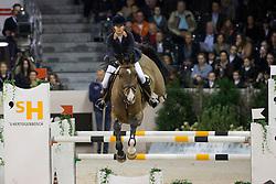 Diniz Luciana (POR) - Lennox<br /> Rolex FEI World Cup™ Jumping Final 2012<br /> 'S Hertogenbosch 2012<br /> © Dirk Caremans