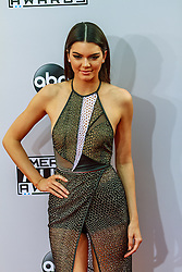 LOS ANGELES, CA NOVEMBER 23: Kendall Jenner arrives at the 2014 American Music Awards at Nokia Theatre L.A. Live on November 23, 2014 in Los Angeles, California. Byline, credit, TV usage, web usage or linkback must read SILVEXPHOTO.COM. Failure to byline correctly will incur double the agreed fee. Tel: +1 714 504 6870.