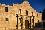 The Alamo in the afternoon