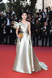 Ash Is The Purest White Red Carpet Arrivals at The 71st Annual Cannes. 11 May 2018 Pictured: Fan Bingbing. Photo credit: MEGA TheMegaAgency.com +1 888 505 6342