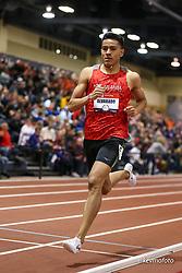 2020 USATF Indoor Championship<br /> Albuquerque, NM 2020-02-14<br /> photo credit: © 2020 Kevin Morris<br /> mens 800m, Atlanta TC