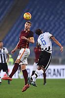 Edin Dzeko Roma, Danilo Udinese <br /> Roma 28-10-2015 Stadio Olimpico Football Calcio Serie A 2015/2016 AS Roma - Udinese Foto Andrea Staccioli / Insidefoto