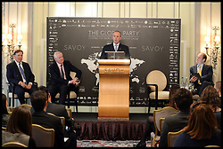 Launch of The Global Party, hold a press Conference to launch the Party at the Savoy Hotel in London where one of the parties will be held. The party consists of 360 Parties around the World on June 26, 2013, London, UK, Wednesday May 15, 2013. Photo by: Andrew Parsons / i-Images