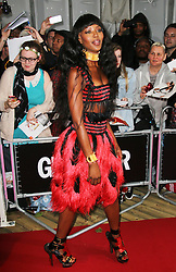 © Licensed to London News Pictures. 03/06/2014, UK. Naomi Campbell, Glamour Women of the Year Awards, Berkeley Square Gardens, London UK, 03 June 2014. Photo credit : Richard Goldschmidt/Piqtured/LNP