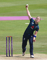 June 15, 2018 - Canterbury, England, United Kingdom - Heather Knight of England Women.during Women's One Day International Series match between England Women against South Africa Women at The Spitfire Ground, St Lawrence, Canterbury, on 15 June 2018  (Credit Image: © Kieran Galvin/NurPhoto via ZUMA Press)