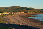 A summer evening on Waterville Strand in County Kerry.<br /> Picture by Don MacMonagle