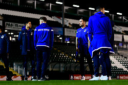 Bristol Rovers arrives at Home Park prior to kick off - Mandatory by-line: Ryan Hiscott/JMP - 17/12/2019 - FOOTBALL - Home Park - Plymouth, England - Plymouth Argyle v Bristol Rovers - Emirates FA Cup second round replay