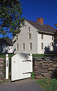 Colonel Nathan Denison House, Forty Fort, Luzerne Co. Northeast PA