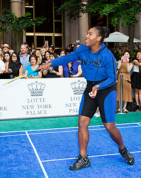 2018 Lotte New York Palace Invitational. 23 Aug 2018 Pictured: Serena Williams. Photo credit: RCF / MEGA TheMegaAgency.com +1 888 505 6342