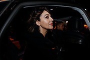 Brussels , 01/02/2020 : Les Magritte du Cinema . The Academie Andre Delvaux and the RTBF, producer and TV channel , present the 10th Ceremony of the Magritte Awards at the Square in Brussels . Departure from The Hotel<br /> Pix : Monica Bellucci<br /> Credit : Thierry Roge / Isopix