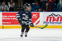 KELOWNA, CANADA - NOVEMBER 15: Mini minor hockey players on November 15, 2016 at Prospera Place in Kelowna, British Columbia, Canada.  (Photo by Marissa Baecker/Shoot the Breeze)  *** Local Caption ***