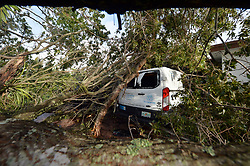 ***NO NY DAILIES*** (EXCLUSIVE COVERAGE) Effects of Extreme Category 5 Hurricane Irma in South Florida immediately following the storm on September 11, 2017 in Fort Lauderdale, Florida. 11 Sep 2017 Pictured: IRMA. Photo credit: MPI122/Capital Pictures / MEGA TheMegaAgency.com +1 888 505 6342