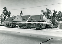 1935 Trocadero Nightclub on Sunset Blvd. in West Hollywood