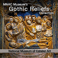 Gothic Catalan Relief Panels  - National Museum of Catalan Art (MNAC) - Picture & Images