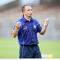 11 June 2008; Waterford team manager Davy Fitzgerald during squad training. Walsh Park, Waterford. Picture credit: Matt Browne / SPORTSFILE