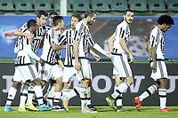 esultanza gol Mario Mandzukic Juventus Goal celebration <br /> Palermo 29-11-2015 Stadio La Favorita Football Calcio Serie A 2015/2016 Palermo-Juventus / foto Daniele Buffa/Image Sport/Insidefoto