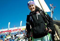 ROBNIK Tina (SLO) during 5th Ladies' Giant slalom at 51st Golden Fox of Audi FIS Ski World Cup 2014/15, on February 21, 2015 in Pohorje, Maribor, Slovenia. Photo by Vid Ponikvar / Sportida