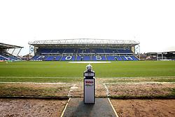 - Mandatory by-line: Robbie Stephenson/JMP - 24/03/2018 - FOOTBALL - ABAX Stadium - Peterborough, England - Peterborough United v Bristol Rovers - Sky Bet League One
