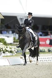 Bredow-Werndl, Jessica (GER), Unee BB<br /> Hagen - CDIO Nationenpreis Dressur 2015<br /> Grand Prix Special<br /> © www.sportfotos-lafrentz.de/Stefan Lafrentz