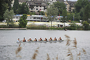 Lucerne, SWITZERLAND.  GV's General views Lake Rotsee, venue for the 2008 FISA World Cup Regatta, Round 2.  Thursday, 29/05/2008.   [Mandatory Credit:  Peter Spurrier/Intersport Images].Lucerne International Regatta. Rowing Course, Lake Rottsee, Lucerne, SWITZERLAND.
