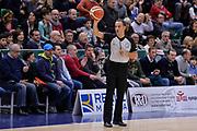 DESCRIZIONE : Campionato 2015/16 Serie A Beko Dinamo Banco di Sardegna Sassari - Dolomiti Energia Trento<br /> GIOCATORE : Tolga Sahin<br /> CATEGORIA : Arbitro Referee Before Pregame<br /> SQUADRA : AIAP<br /> EVENTO : LegaBasket Serie A Beko 2015/2016<br /> GARA : Dinamo Banco di Sardegna Sassari - Dolomiti Energia Trento<br /> DATA : 06/12/2015<br /> SPORT : Pallacanestro <br /> AUTORE : Agenzia Ciamillo-Castoria/L.Canu