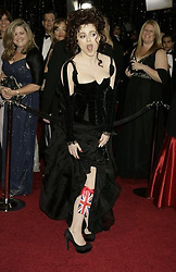Helena Bonham Carter arrives on the red carpet for the 83rd Annual Academy Awards held at the Kodak Theatre in Los Angeles on February 27, 2011.