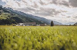 THEMENBILD - die Tauern Spa Kaprun in der blühenden Landschaft des Pinzgaus, aufgenommen am 02. Mai 2020 in Kaprun, Österreich // the Tauern Spa Kaprun in the blooming landscape of the Pinzgau, Kaprun, Austria on 2020/05/02. EXPA Pictures © 2020, PhotoCredit: EXPA/ JFK