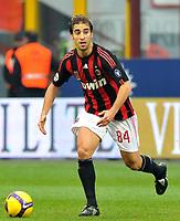 Fotball<br /> Italia<br /> Foto: Inside/Digitalsport<br /> NORWAY ONLY<br /> <br /> Mathieu  Flamini (Milan)<br /> <br /> 07.12.2008<br /> Serie A 2008/2009<br /> Milan v Catania (1-0)