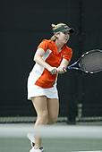 4/27/03 Women's Tennis vs Notre Dame