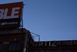 Oritz Funeral Home Under the BQE in Williamsburg, Brooklyn, NY 2007