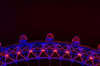 london eye  , United Kingdom - 01 Jan 2020 photo by michael Palmer