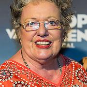 NLD/Zaandam/20190128- première musical Op Hoop van Zegen, Astrid Nijgh