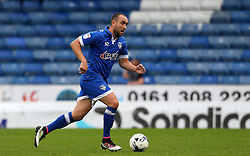 Lee Croft of Oldham Athletic  - Mandatory by-line: Matt McNulty/JMP - 03/09/2016 - FOOTBALL - Sportsdirect.com Park - Oldham, England - Oldham Athletic v Shrewsbury Town - Sky Bet League One
