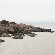 Rocks at Wingaersheek Beach, Gloucester, MA