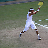 Wimbledon Final (Federer vs Nadel) 2008
