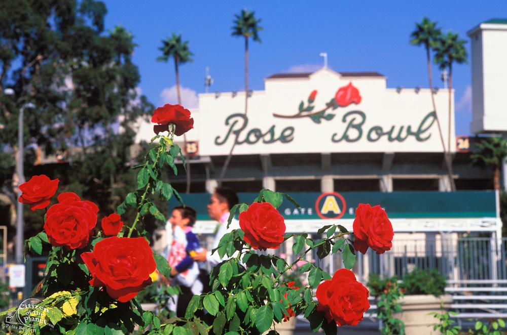 Pasadena, Rose Bowl, California (LA)