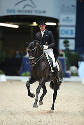 Lochthowe Hendrik, (GER), Meggle's Boston<br /> Grand Prix Dressage München 2015<br /> © Hippo Foto - Stefan Lafrentz