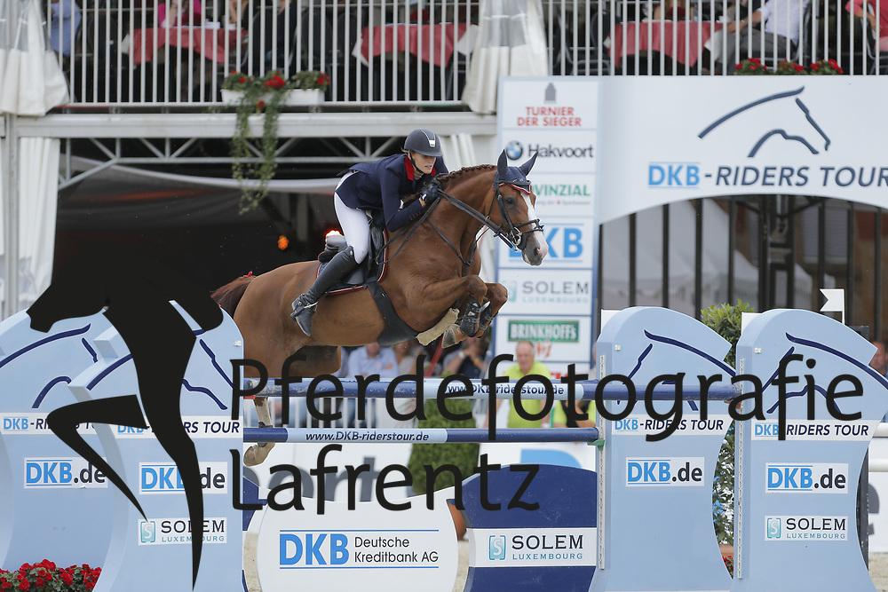 Sulz, Denise, Flotte Deern<br /> Münster - Turnier der Sieger<br /> Grosser Preis<br /> © www.sportfotos-lafrentz.de/ Stefan Lafrentz