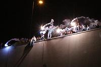 20090510: PORTO, PORTUGAL - FC Porto vs Nacional da Madeira: Portuguese League 2008/2009, 28th round. In picture: FC Porto supporters celebrating at Alameda do Dragao. PHOTO: Ricardo Estudante/CITYFILES