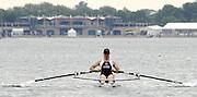 2005 FISA World Cup, Dorney Lake, Eton, ENGLAND, 26.05.05.  GBR W1X  Debbie Flood at the start area.. Photo  Peter Spurrier. .email images@intersport-images[Mandatory Credit Peter Spurrier/ Intersport Images] Rowing Course, Dorney Lake