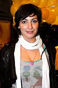 Ontbijtpremière Nederlandse versie van BEE MOVIE in TUschinski, Amsterdam in aanwezigheid van de Voicecast.<br /> <br /> Op de foto: <br />  Vivienne van den Assem