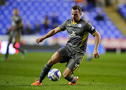 Daniel Drinkwater (ENG) of Leicester City in action - Photo mandatory by-line: Rogan Thomson/JMP - 07966 386802 - 14/04/2014 - SPORT - FOOTBALL - Madejski Stadium, Reading - Reading v Leicester City - Sky Bet Football League Championship.
