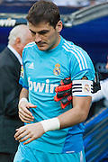 Iker Casillas Exiting the tunnel