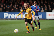 Cambridge United v Carlisle United 160416