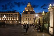 Torino e la chiesa di San Lorenzo