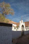 Church of San Perdo de Atacama, Atacama Desert. Chile, South America