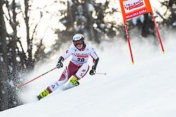 Ramona Siebenhofer (AUT) during the Ladies' Giant Slalom at 57th Golden Fox event at Audi FIS Ski World Cup 2020/21, on January 17, 2021 in Podkoren, Kranjska Gora, Slovenia. Photo by Vid Ponikvar / Sportida